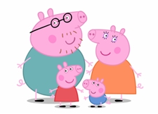 Peppa Pig 小猪佩奇(粉红猪小妹)