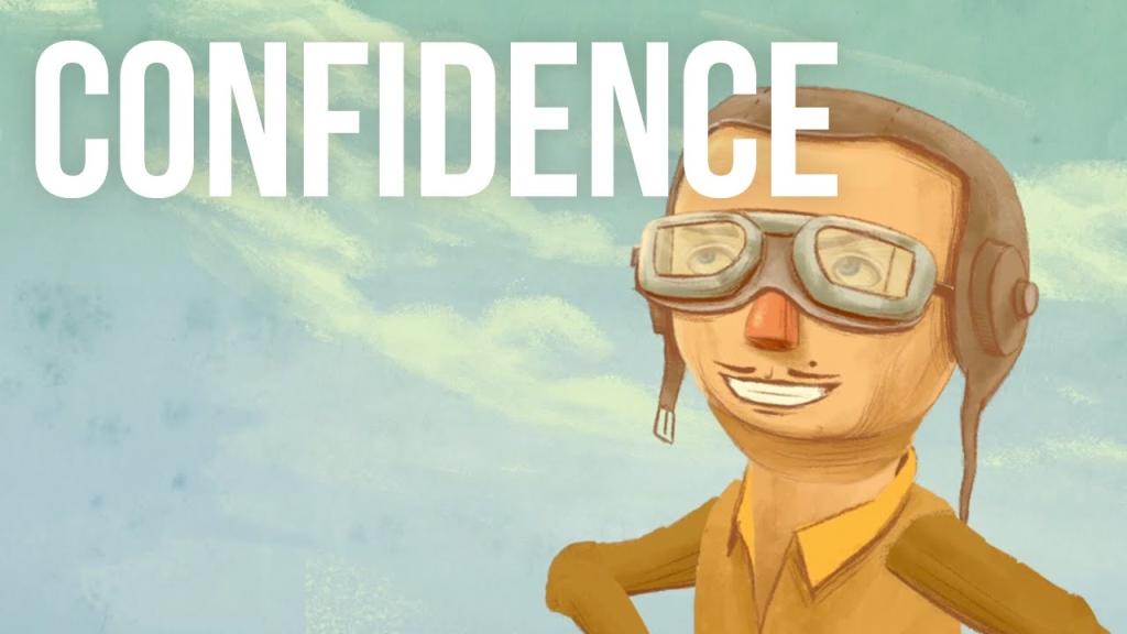 什么是自信,为什么我们会没有自信