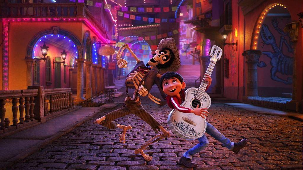 皮克斯年度动画力作《寻梦环游记》,据说它已经锁定了明年的奥斯卡奖?