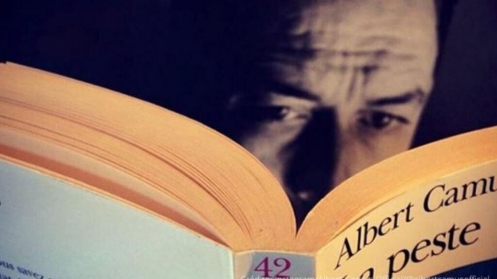 法国抗疫期间销量最高的书:加缪《鼠疫》