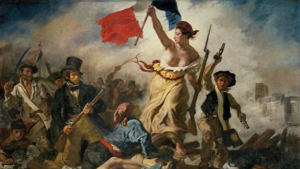双语阅读 | 法国大革命时期颁布的纲领性文件《人权宣言》(节?。? title=