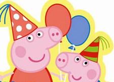 粉红猪小妹英文版视频
