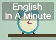 VOA:English In A Minute