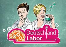 Das Deutschlandlabor《德国研究实验室》