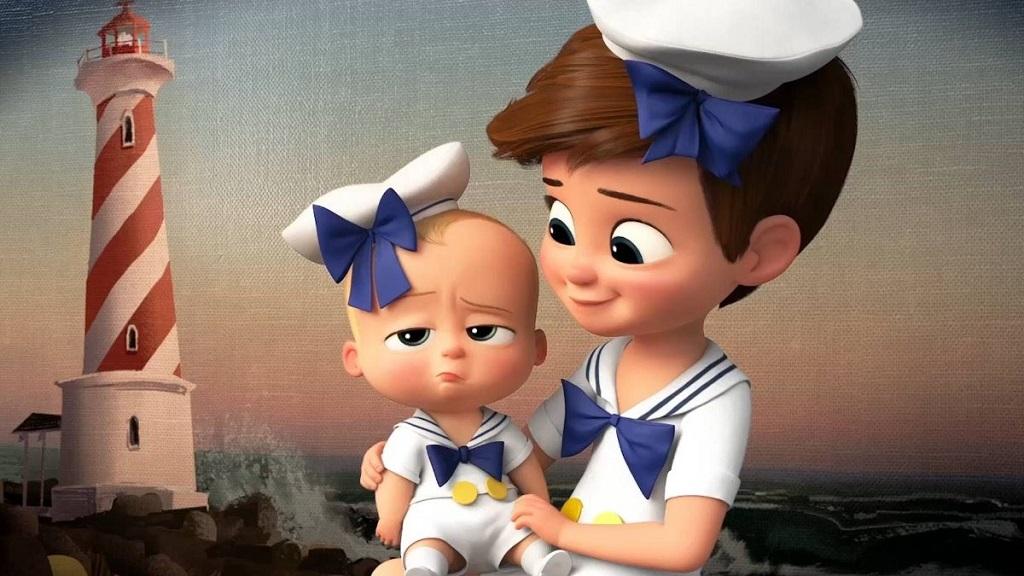 动画电影《BOSS BABY》片段节选:我曾经是最幸运的那个小孩
