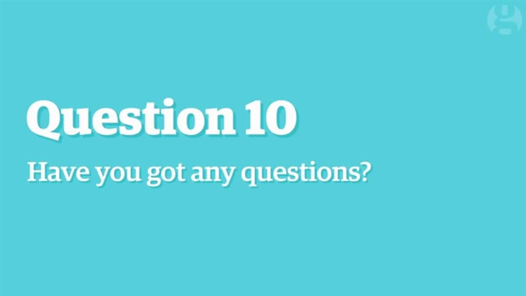 求职必看:破解面试最常问的十大问题