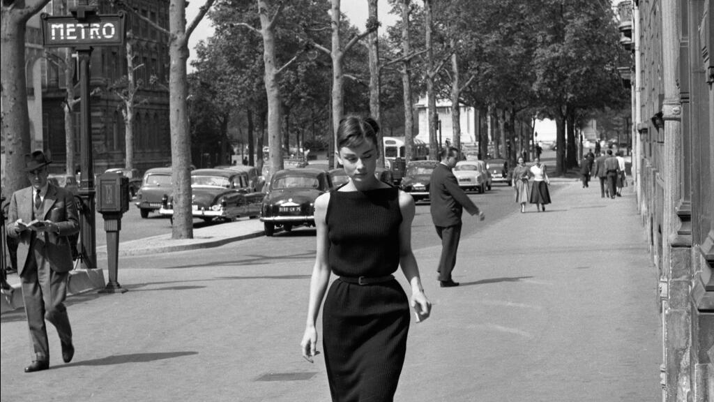奥黛丽赫本与巴黎,那剪不断的缘……