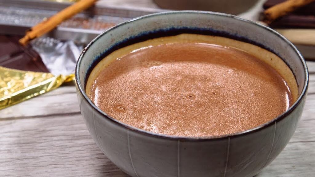 法语厨房 | 有巧克力和牛奶就能做的古法热可可