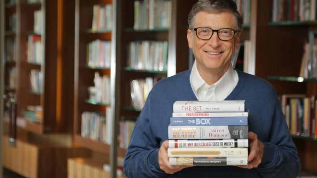 今天是世界读书日:来听听比尔·盖茨的读书小秘诀📚