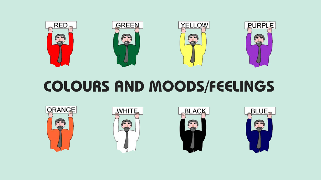 Get知识点!除了表达情绪,颜色词还能透露你的小心机👏