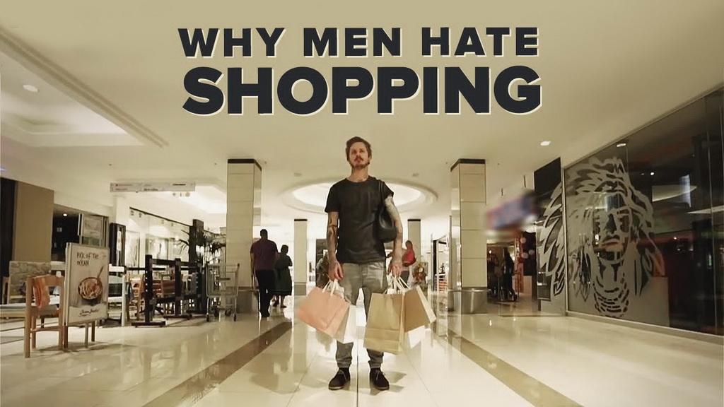 为什么男士普遍不喜欢买买买?他们的内心都是怎么想的?