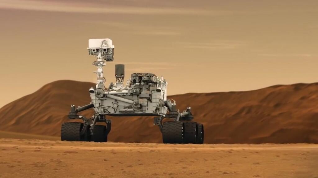 火星上曾经有水?那有没有过生命迹象呢?