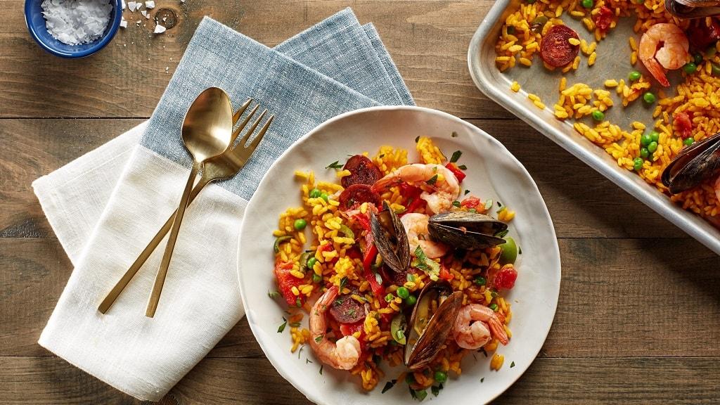 舌尖上的瓦伦西亚:世界海鲜饭日到啦!