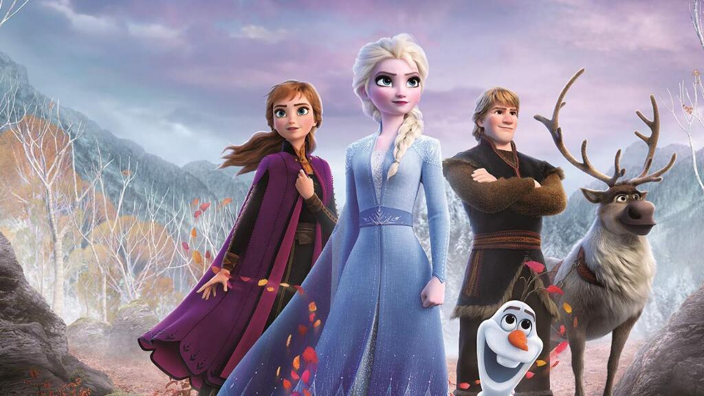 《冰雪奇缘2》法语版主题曲:Dans un autre monde