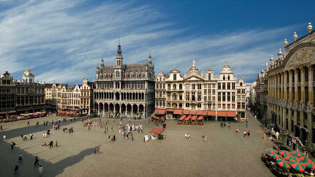 比利时也说法语哦,让我们一起去布鲁塞尔走一遭