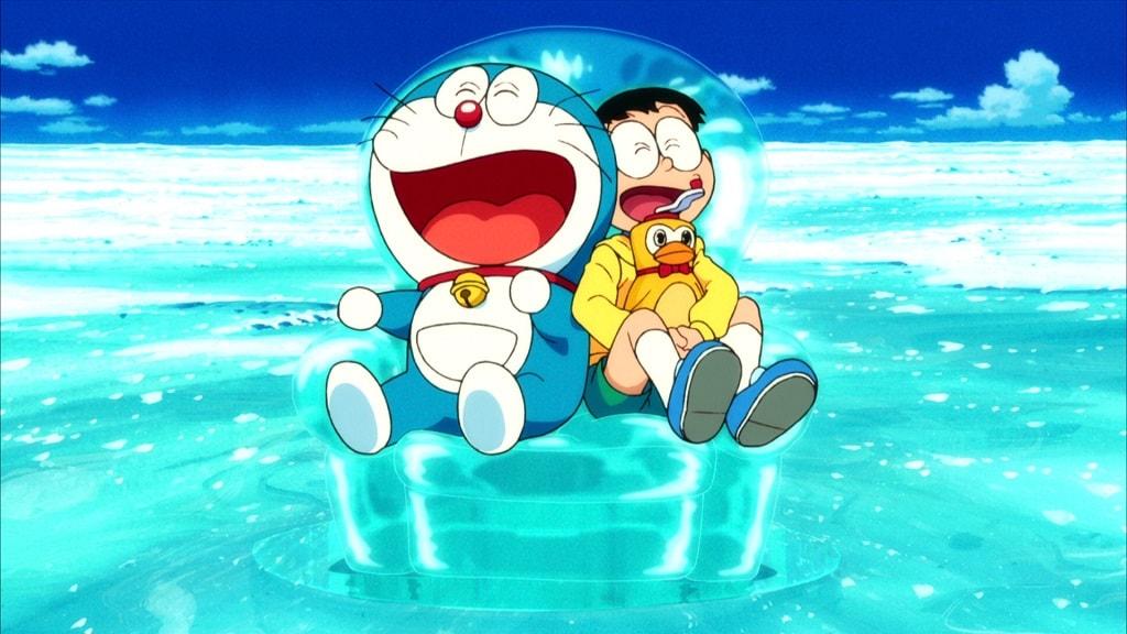 《哆啦A梦》主题曲西语版:实现梦想的哆啦A梦🎶