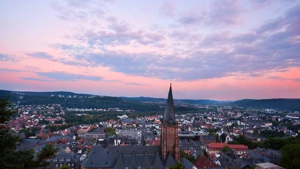 Peter Heinrich 带你行走德国唯美小城 Marburg