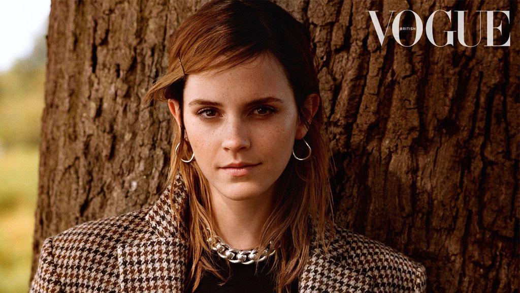 艾玛·沃特森Vogue采访:享受与自己相伴