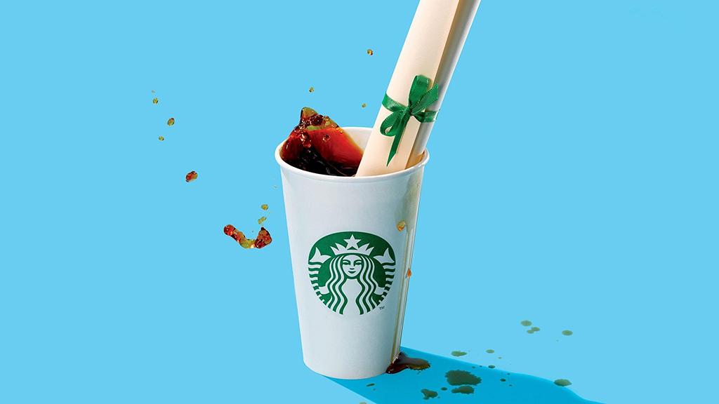 【艾伦秀】边跳舞边做咖啡的星巴克小哥哥