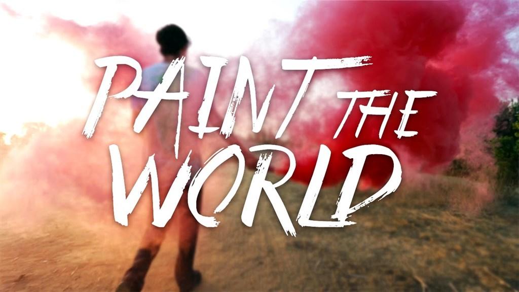 你愿意为别人彩绘一个新世界吗?