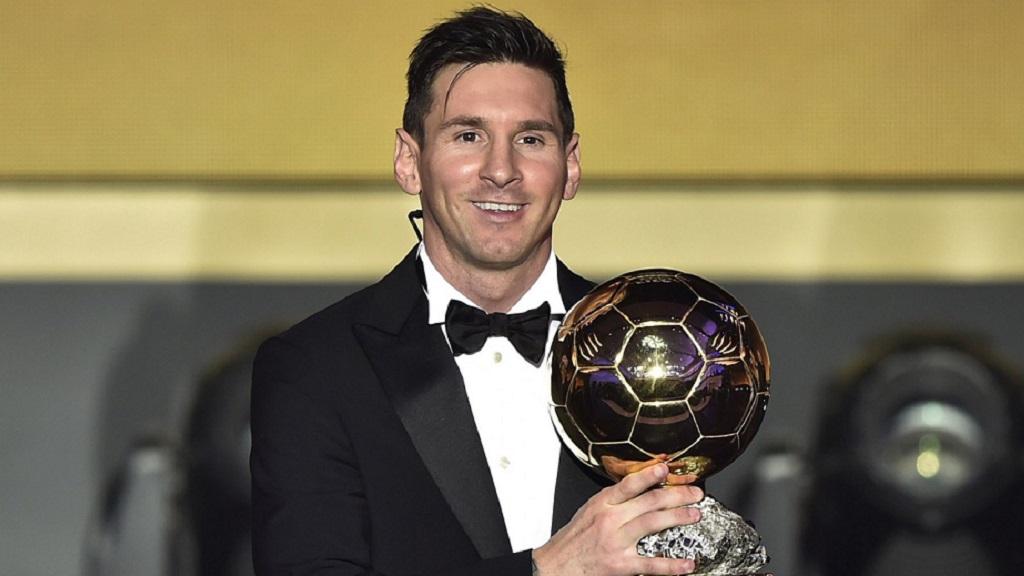 六获金球奖破纪录!来回顾下梅西的足球生涯吧