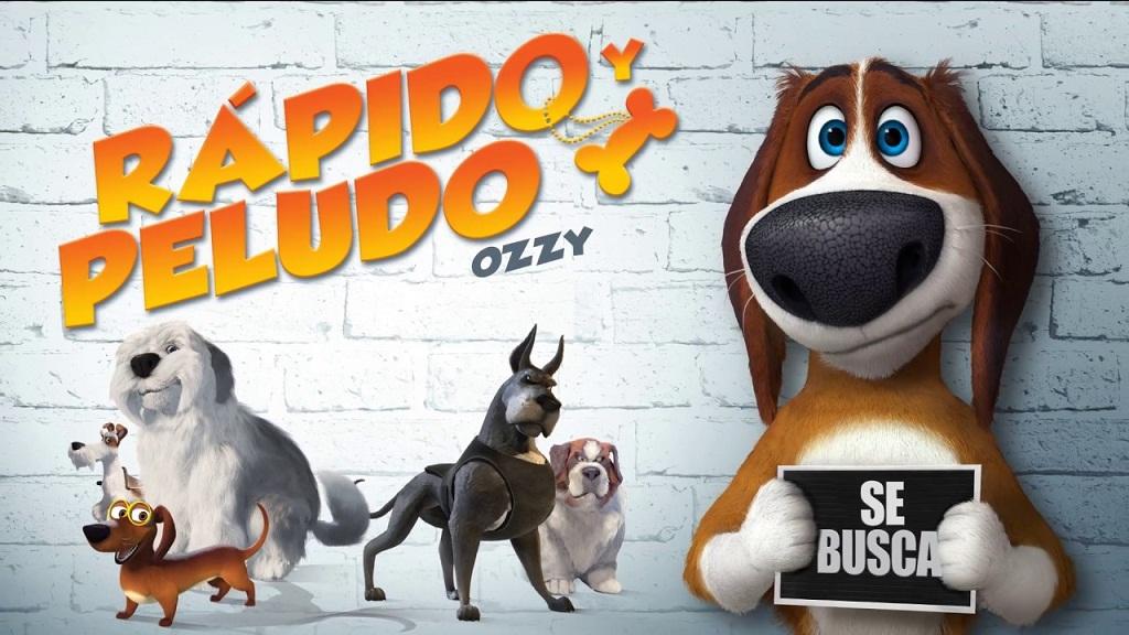 动画电影《狗狗的疯狂假期》:讲述爱和成长的冒险