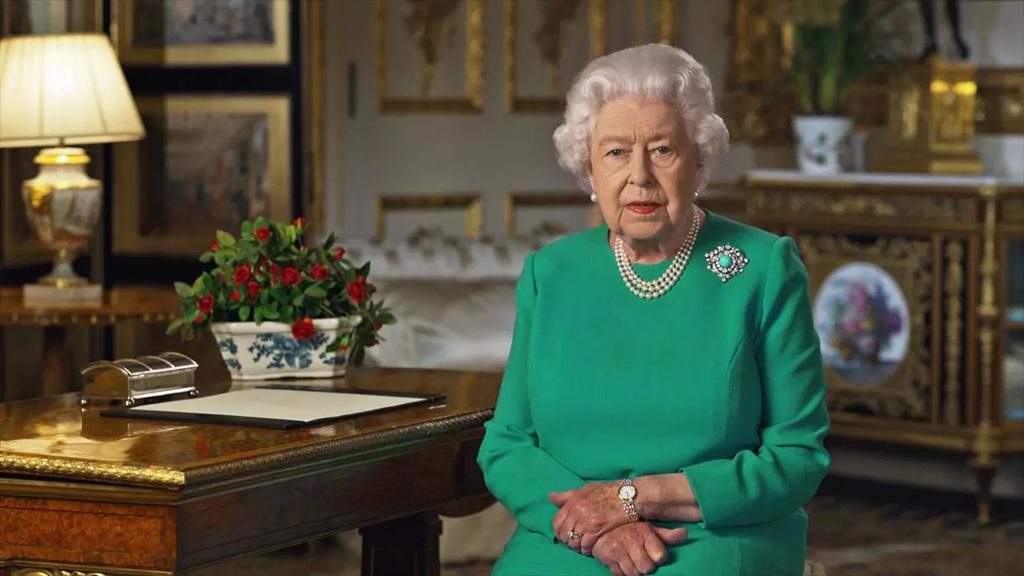 英女王发表全国电视讲话:美好的日子终将回归