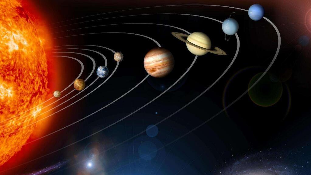 你真的了解我们的太阳系吗?那你猜猜火星和木星之间有什么东西~