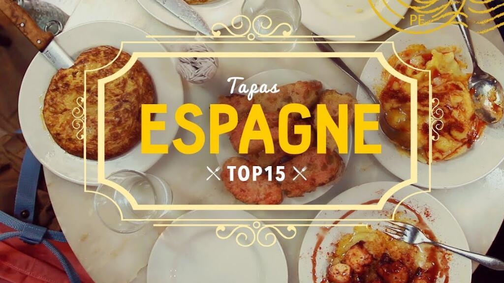 去西班牙怎么吃?法国妹子为你介绍15种西班牙TAPAS~