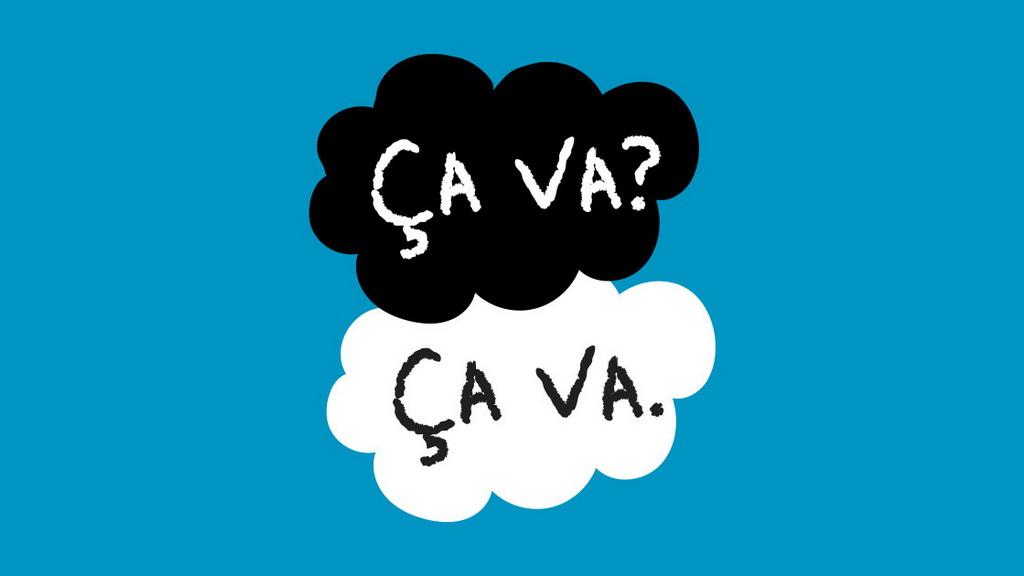 这句法国人最常用的打招呼用语,居然是来源于......💩