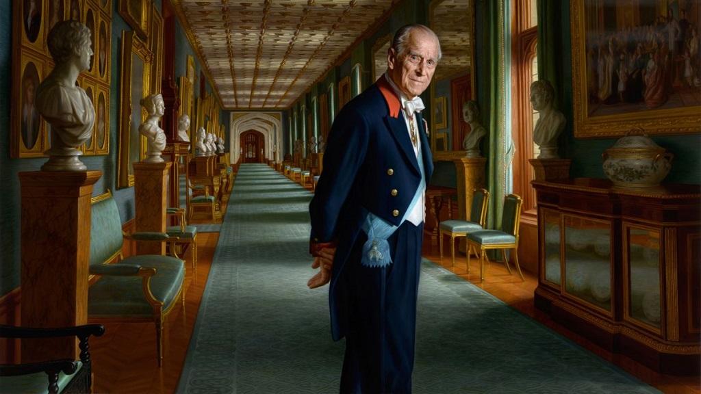 英女王丈夫菲利普亲王去世,享年99岁