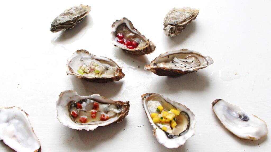 愛吃牡蠣的法國人,居然還搞了個牡蠣協會