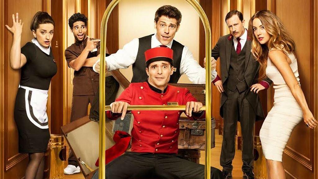 法国喜剧Groom | 酒店大亨之子一夜之间成为服务生??