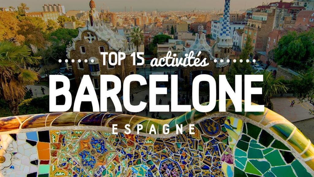 你们趁着长假出去旅行了吗?看看在巴塞罗那必做的15件事~