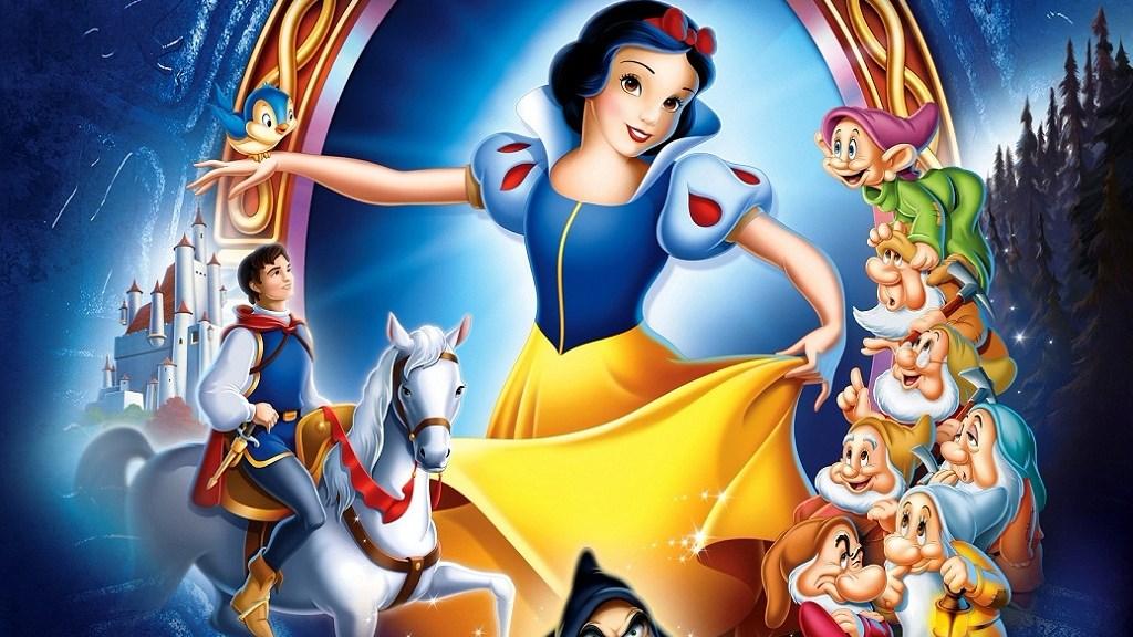 格林童话经典故事:白雪公主和七个小矮人
